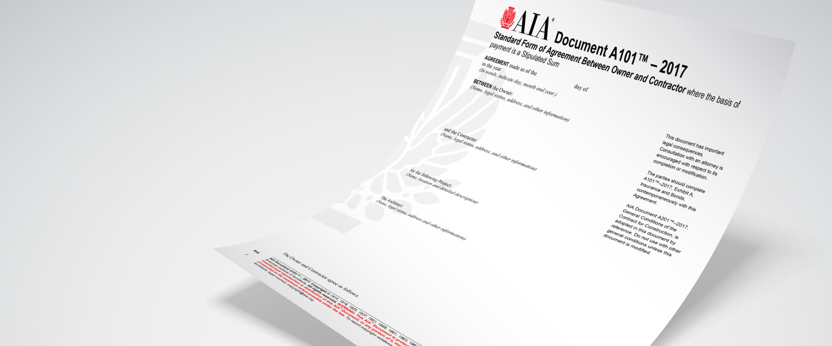 Aia A101 Short Form