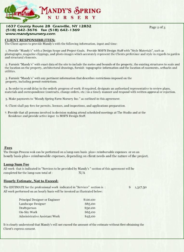 Aia Architect Contract Form
