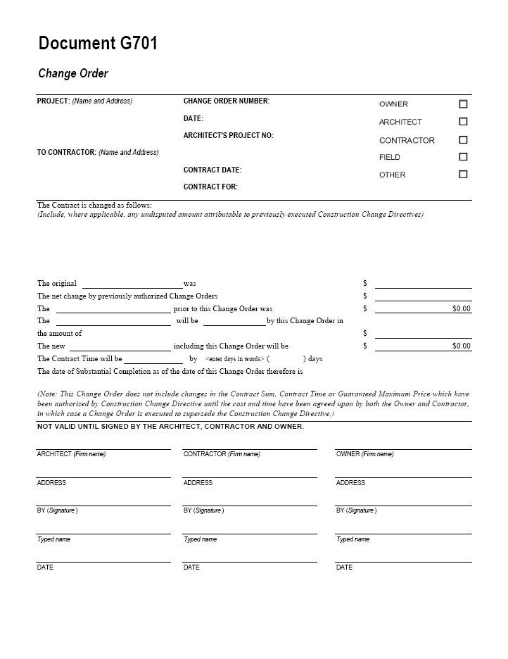 Aia G701 Form Excel