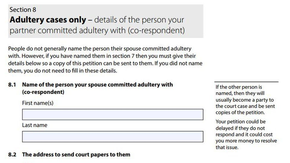 Application Form For Divorce In Ireland