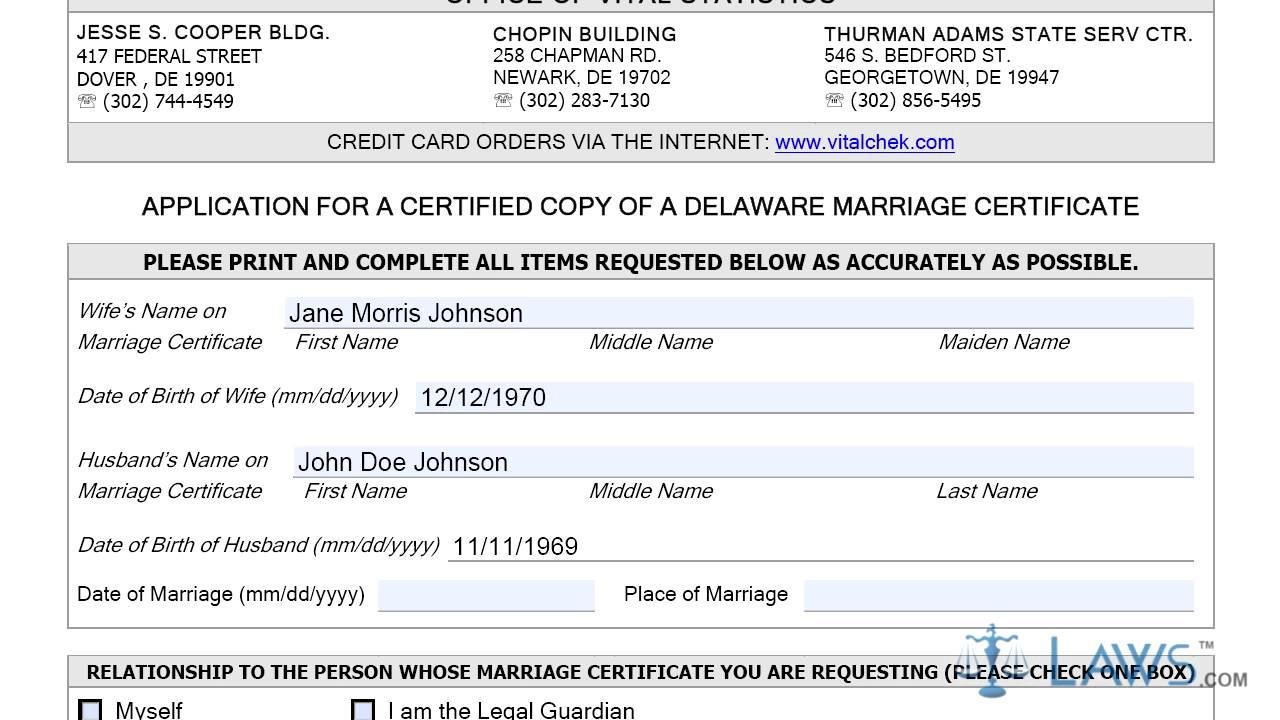 Application Form For Divorce In Kerala