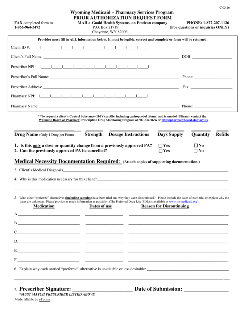 Application Form For Medicaid In Pa