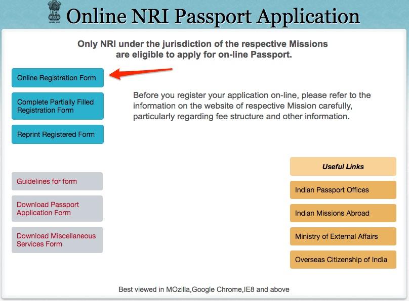 Apply For Passport Renewal Uk