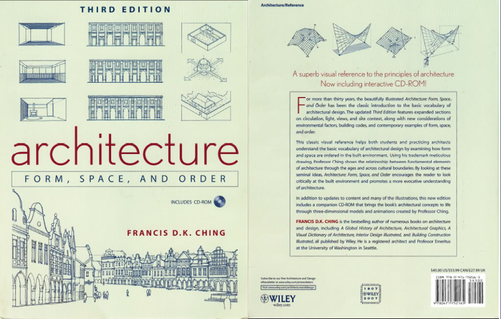 Architecture Form Space And Order Francis Dk Ching Pdf Free