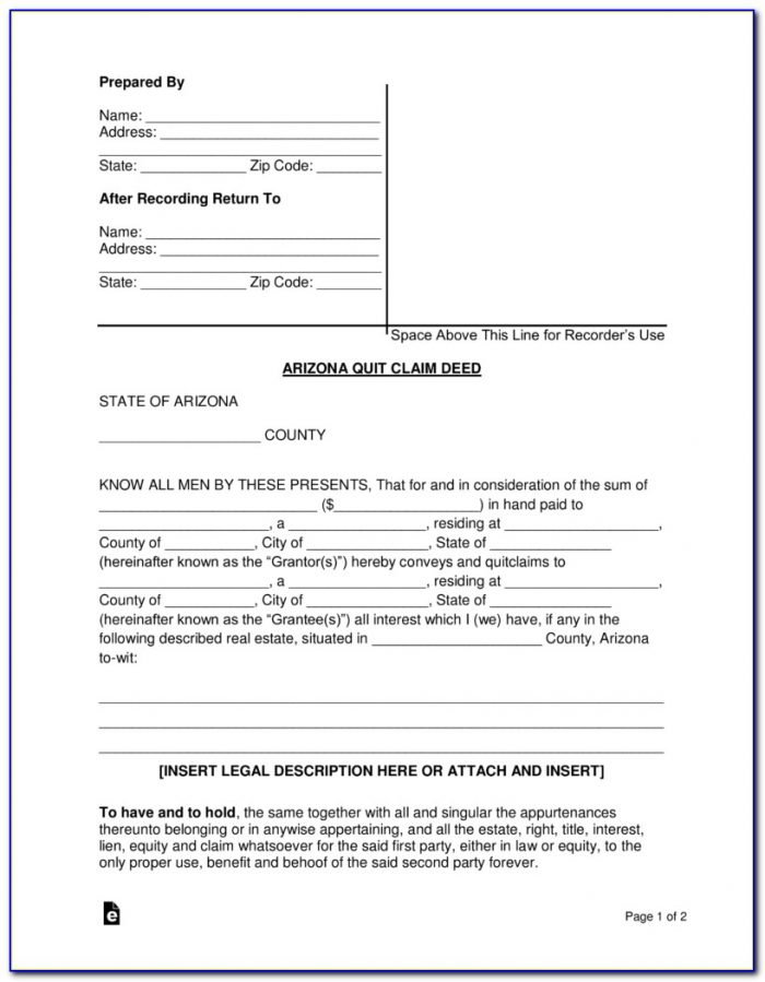 Arizona Divorce Forms Cochise County