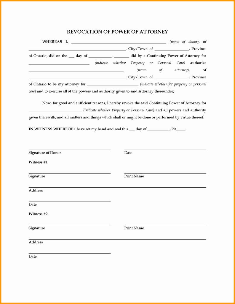 Arizona Power Of Attorney Form 285 Elegant Power Attorney Form Az Fresh Medical & Durable Power Attorney