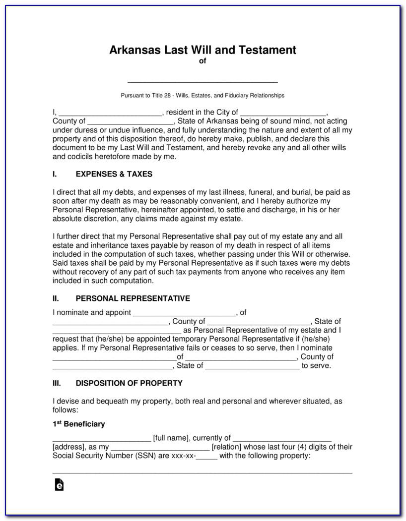 Arkansas Dfa Power Of Attorney Form