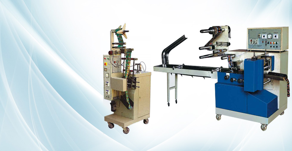 Automatic Form Fill Seal Machine Manufacturer
