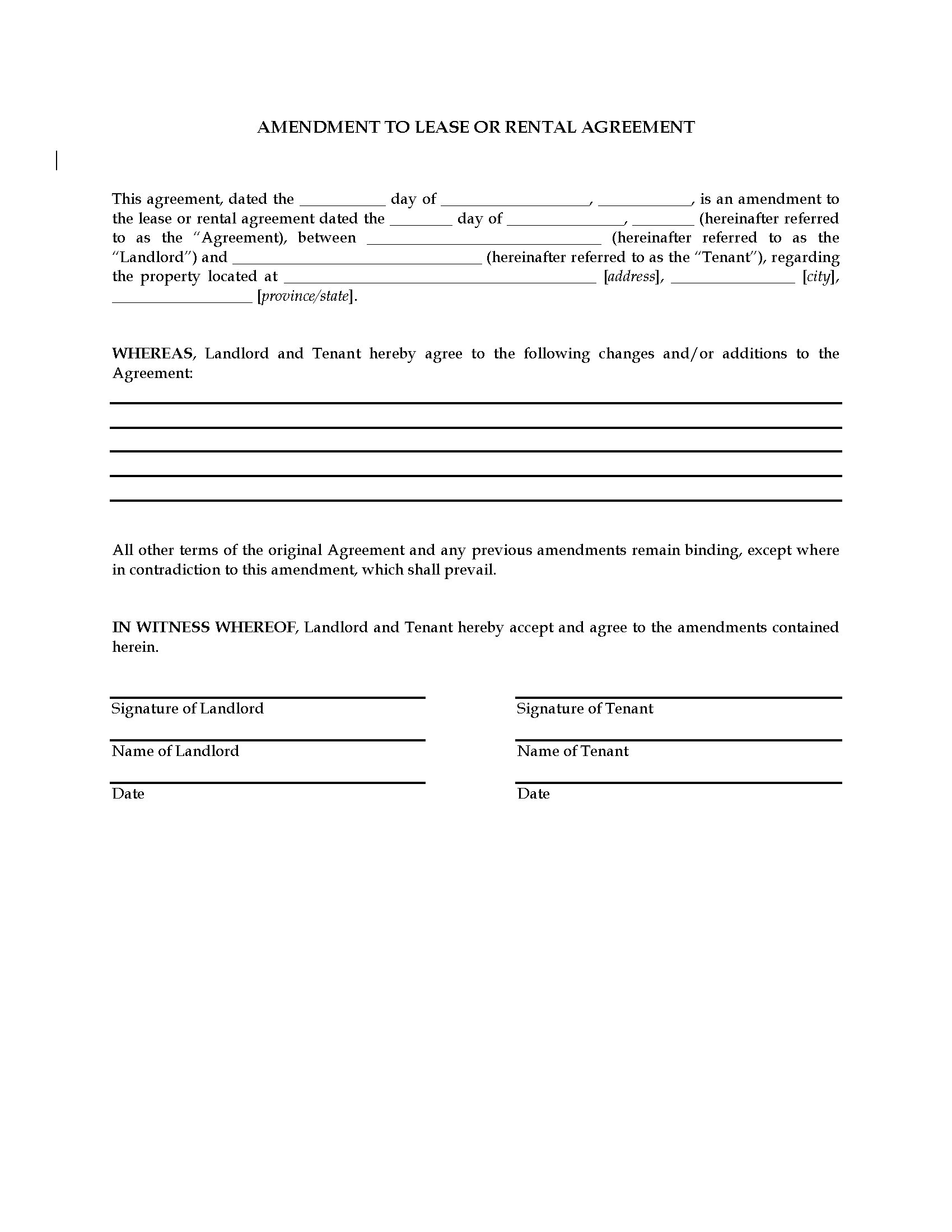 Bc Farm Lease Agreement Form