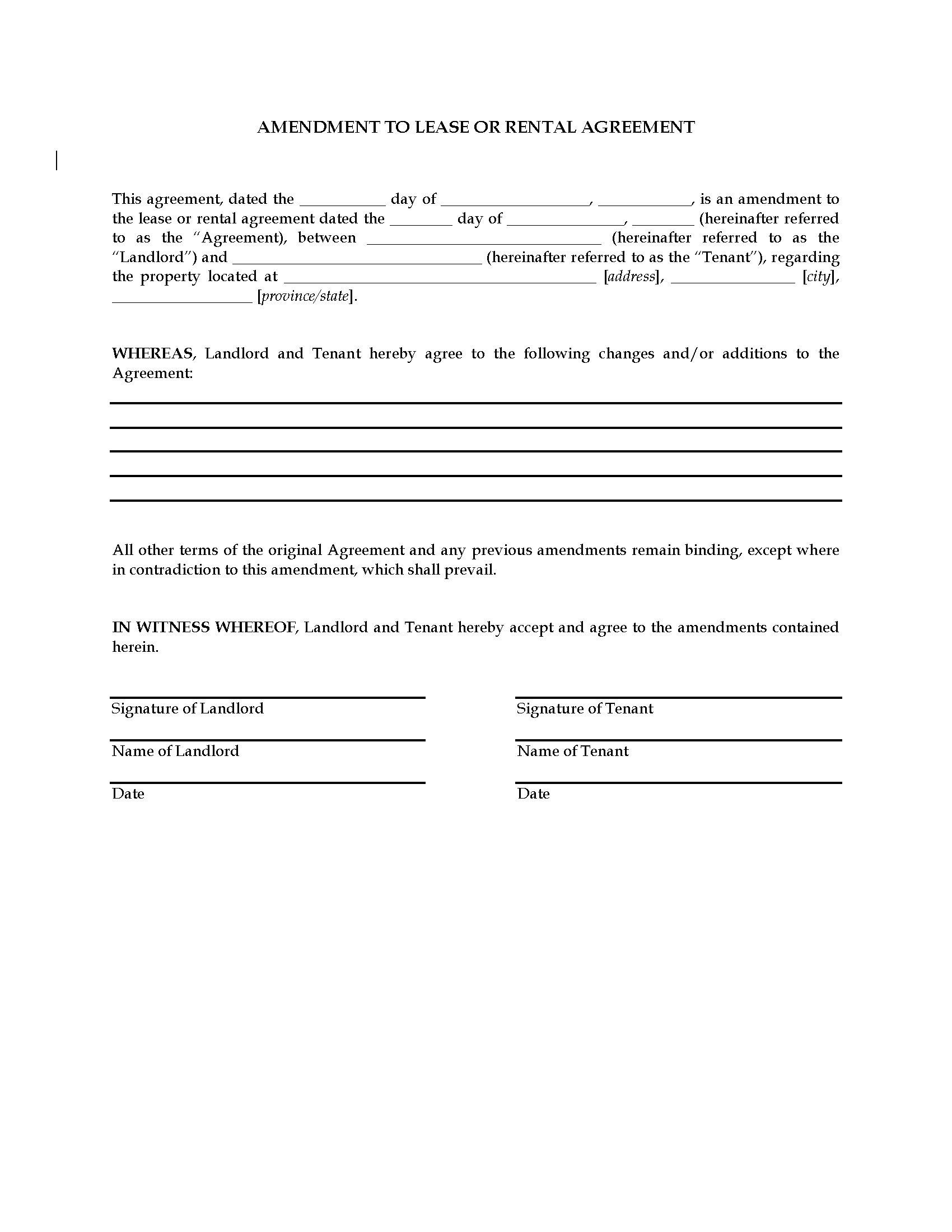 Bc Farm Lease Agreement Form