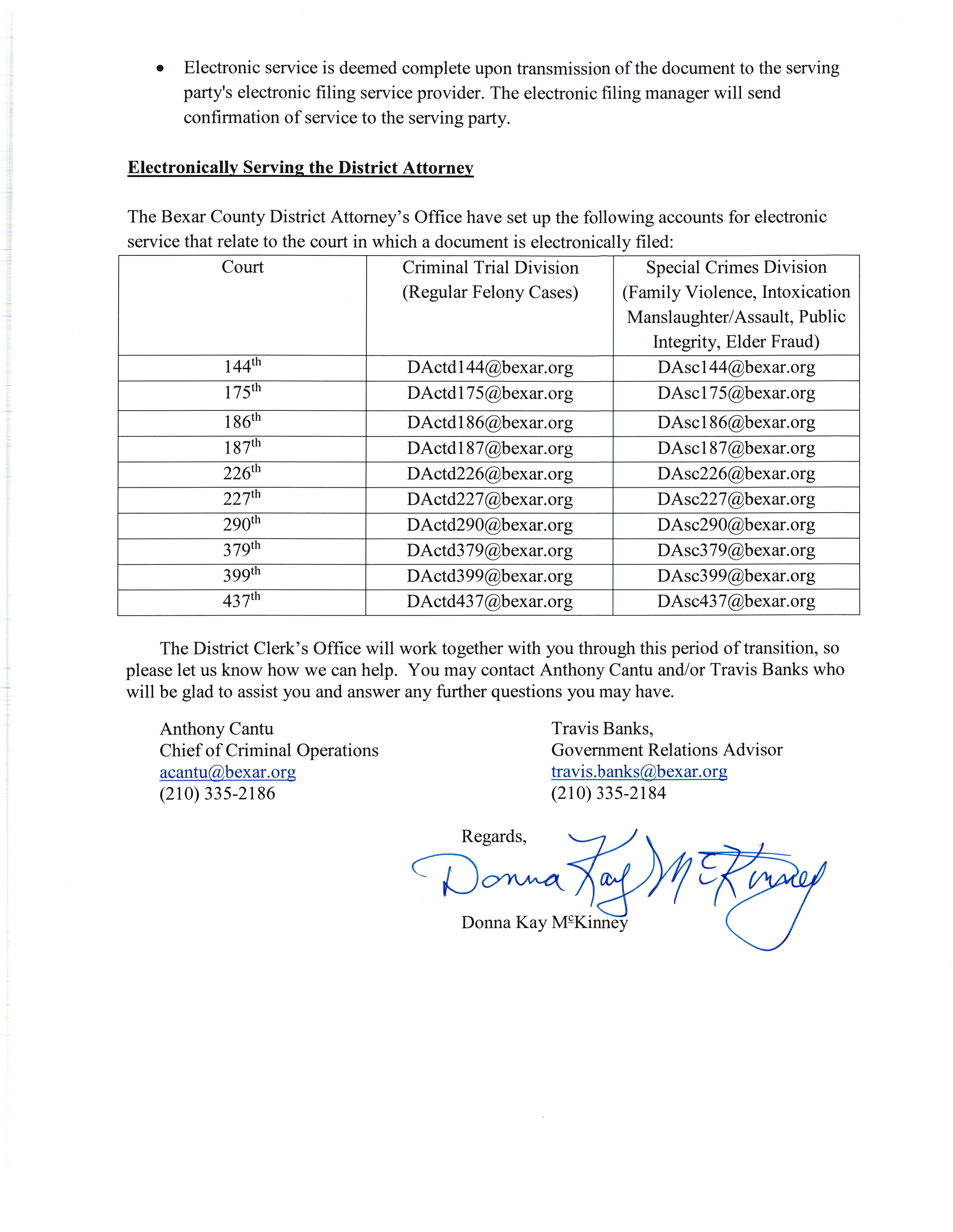 Bexar County Court Forms