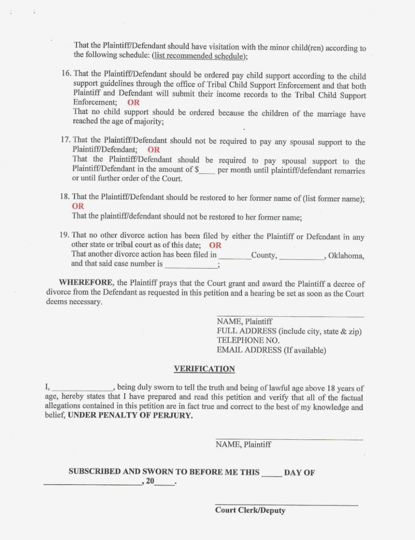 Bexar County Texas Divorce Forms