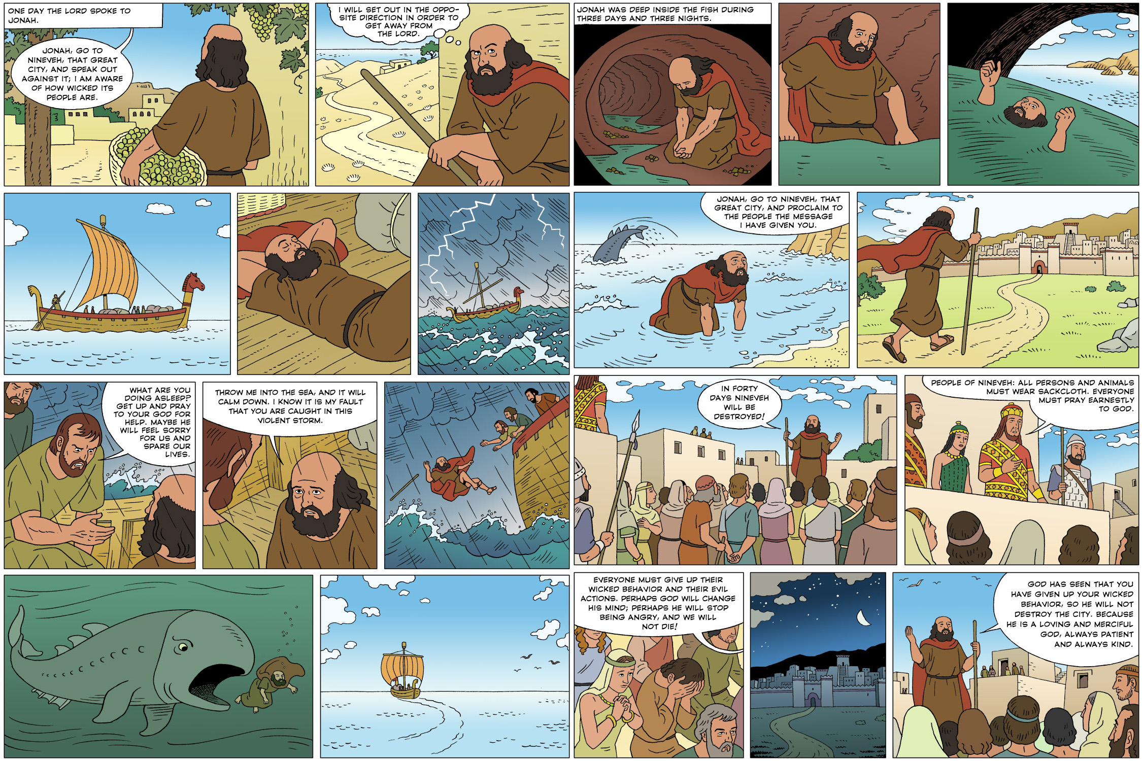 Bible In Comic Book Form Pdf
