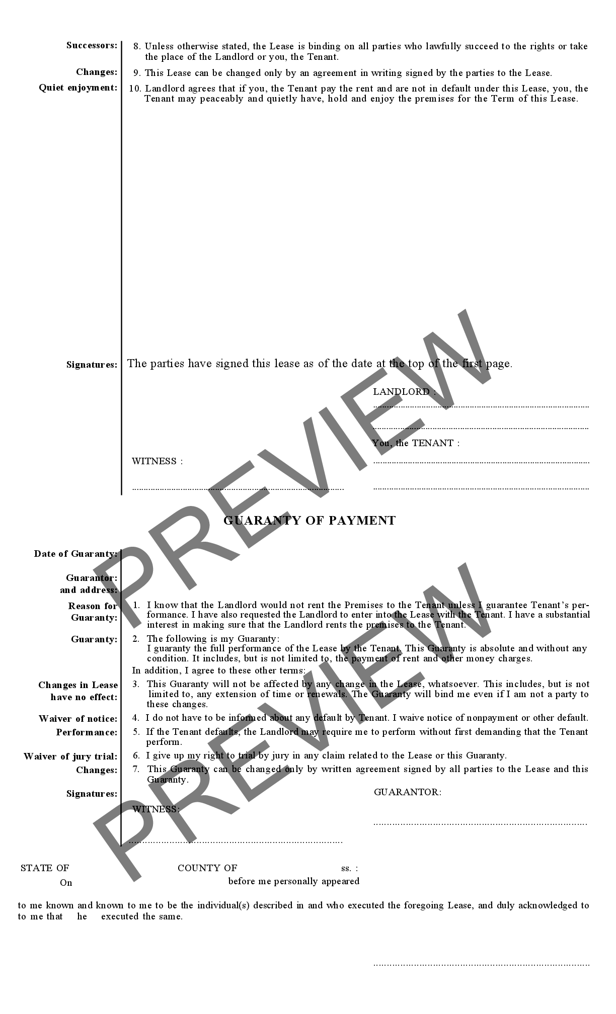 Blumberg Legal Forms Online