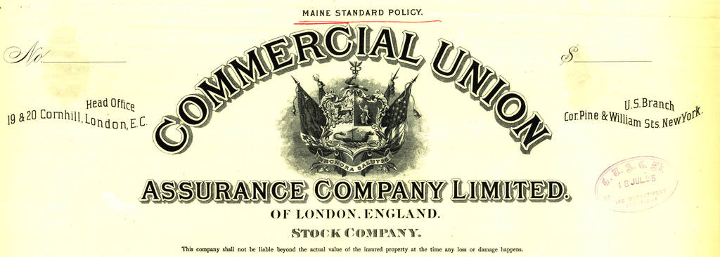 Boston Mutual Life Insurance Company Claim Forms Beautiful Usa Heritage Aviva Plc