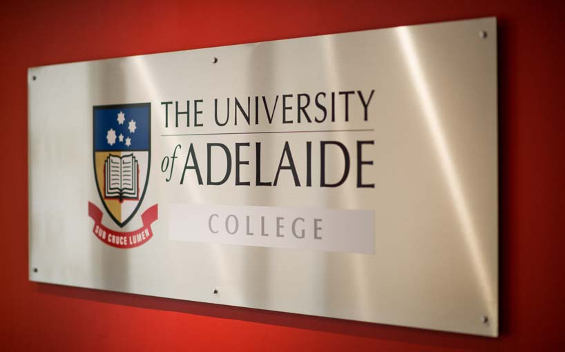 Bradford College Adelaide Application Form