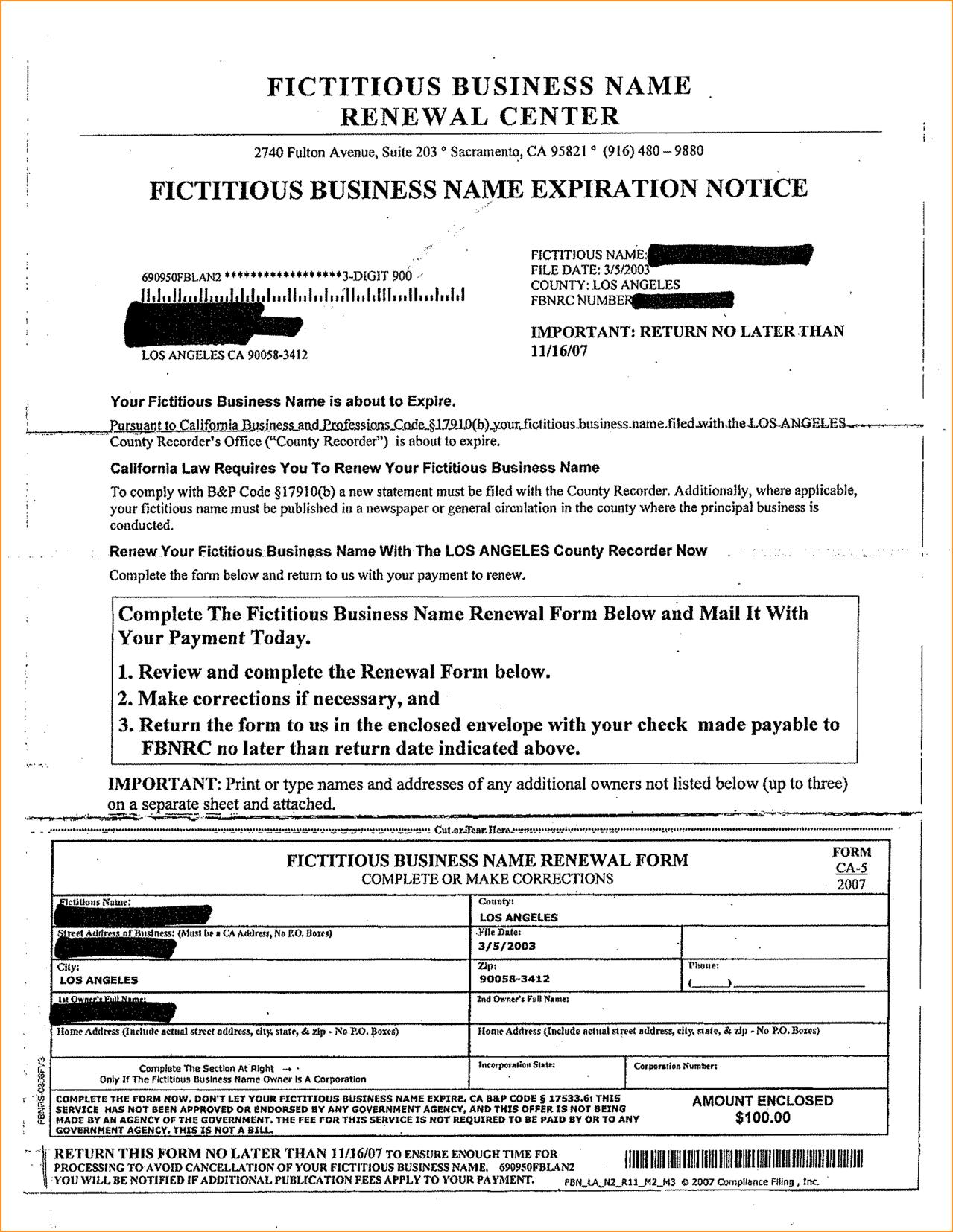 Fictitious Business Name.3278207 Questionnaire Template Within Fictitious Business Name San Francisco