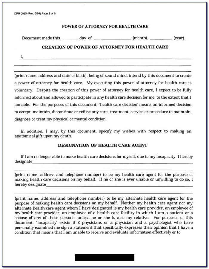 California Medical Association Advance Healthcare Directive Form