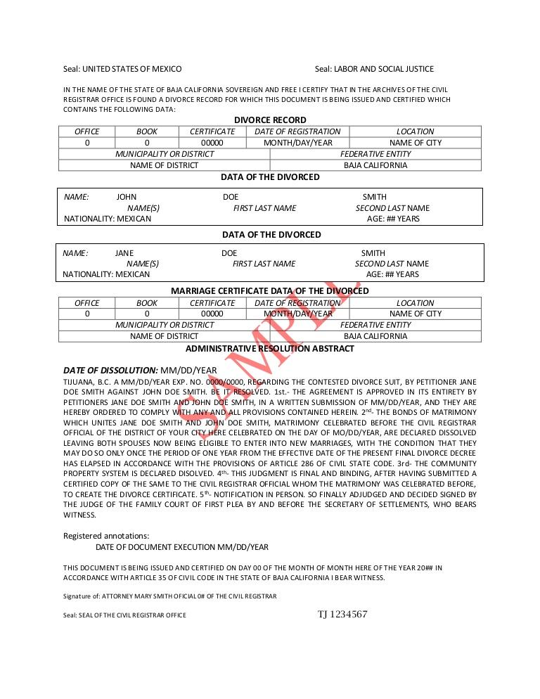 California Notary Acknowledgment In Spanish