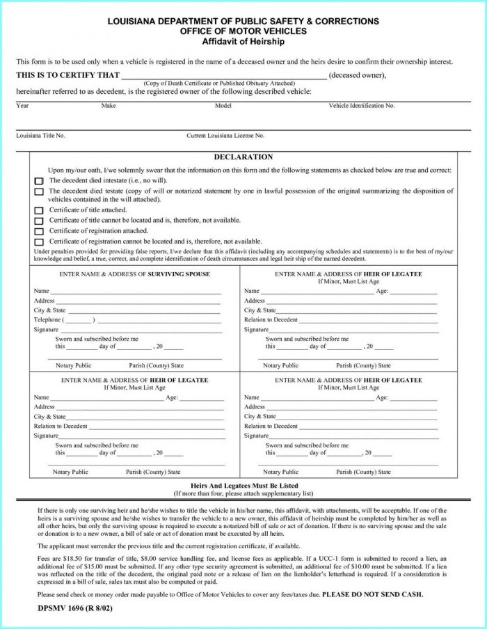 California Small Estate Affidavit Form De 310