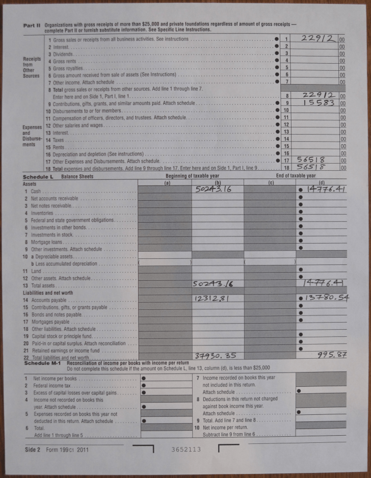 California State Tax Forms 540