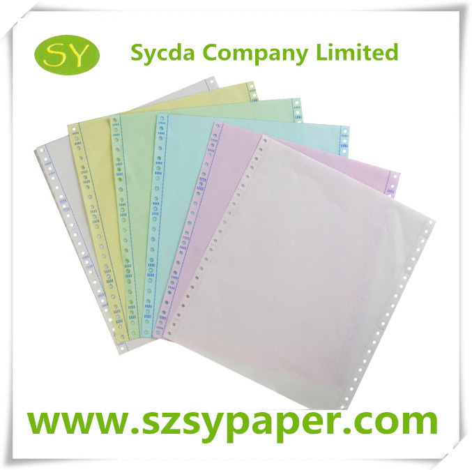 Carbonless Paper For Printing