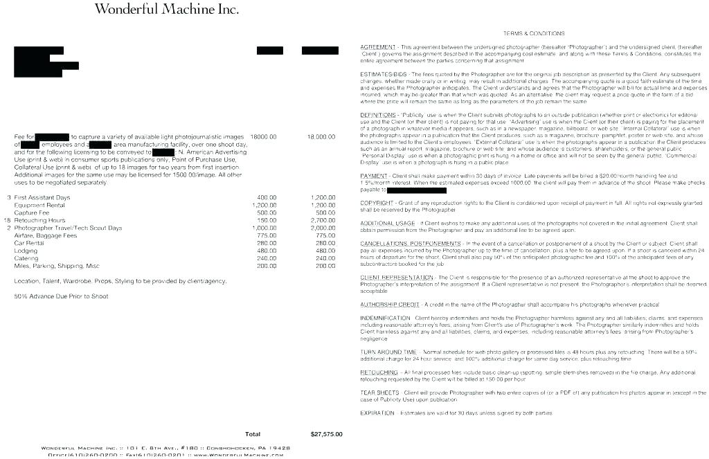 Catering Proposal Form Template