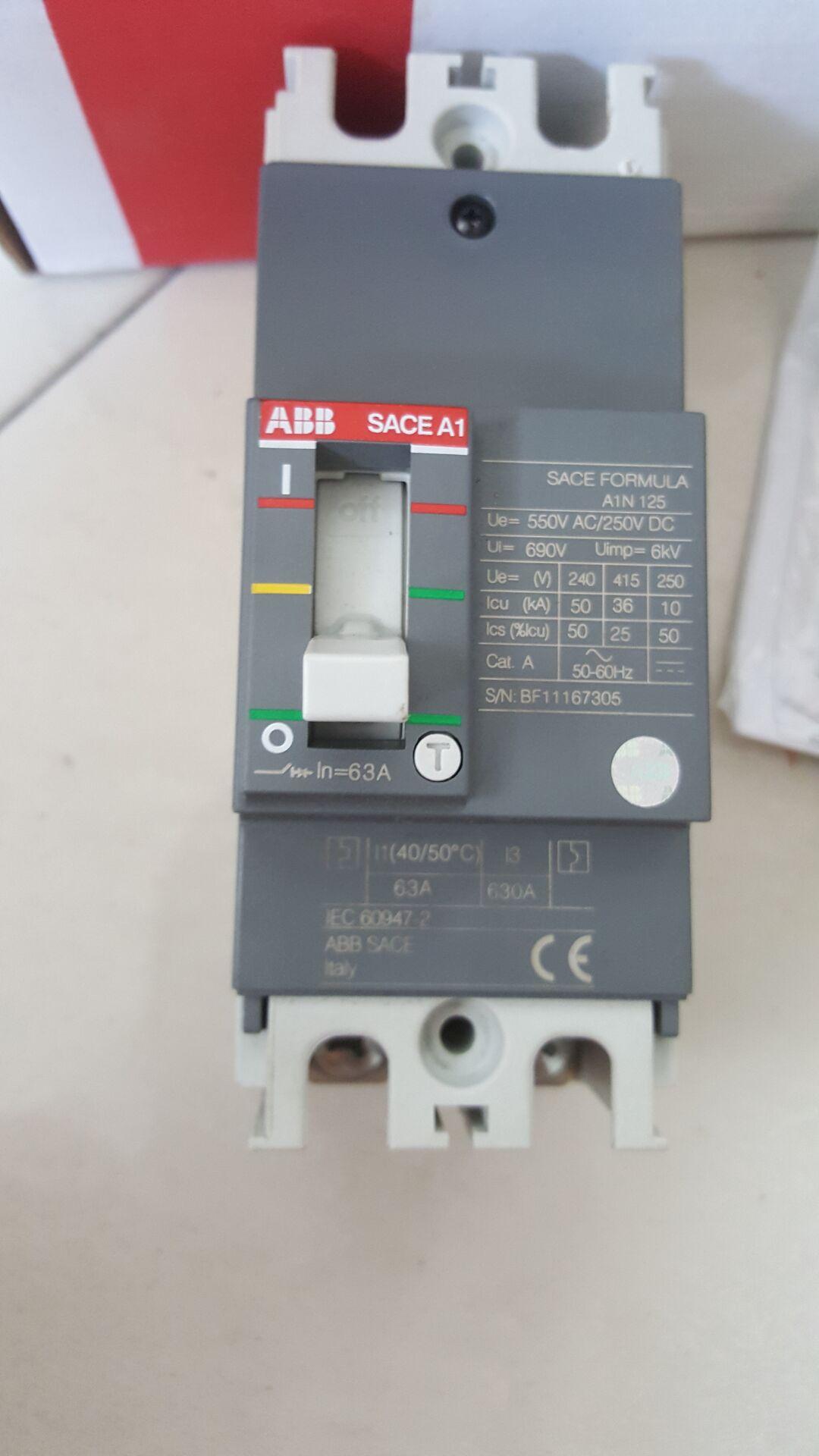 Circuit Breaker Formula