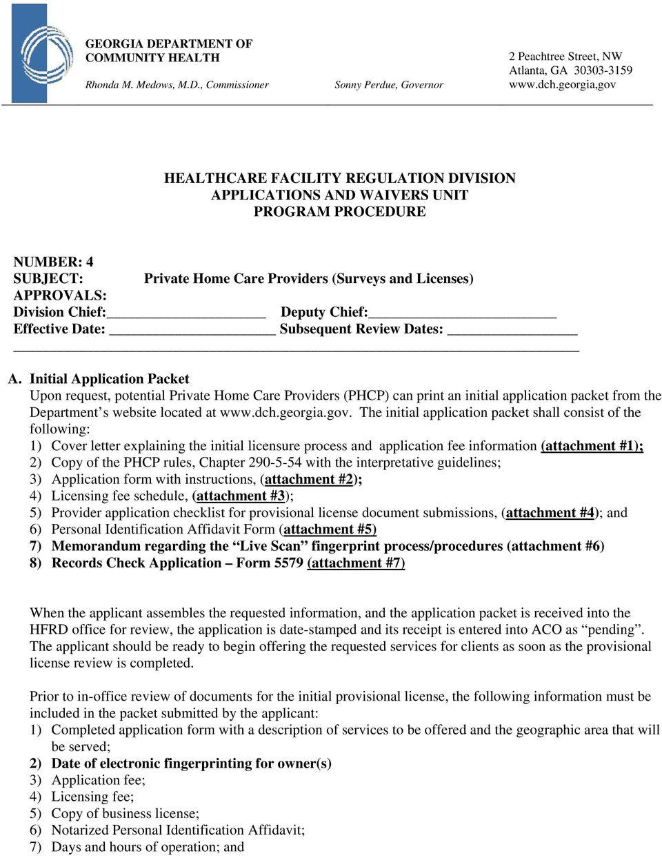 Cna Certification Renewal Form Ga
