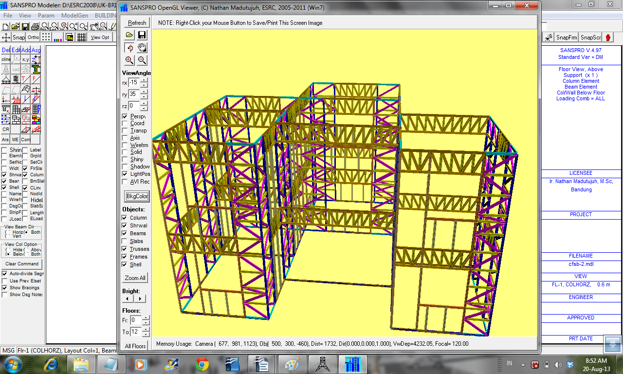 Cold Formed Steel Building Design