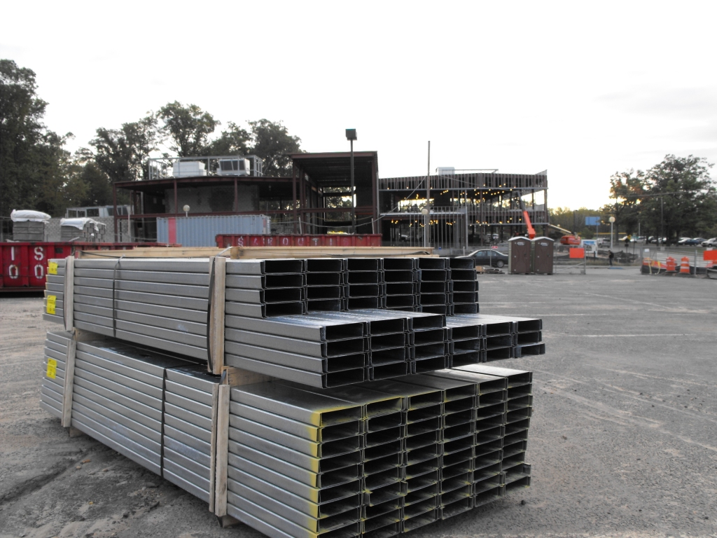 Cold Formed Steel In Building Construction