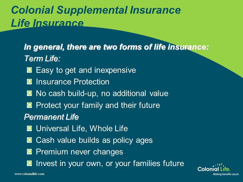 Colonial Life Insurance Short Term Disability Forms