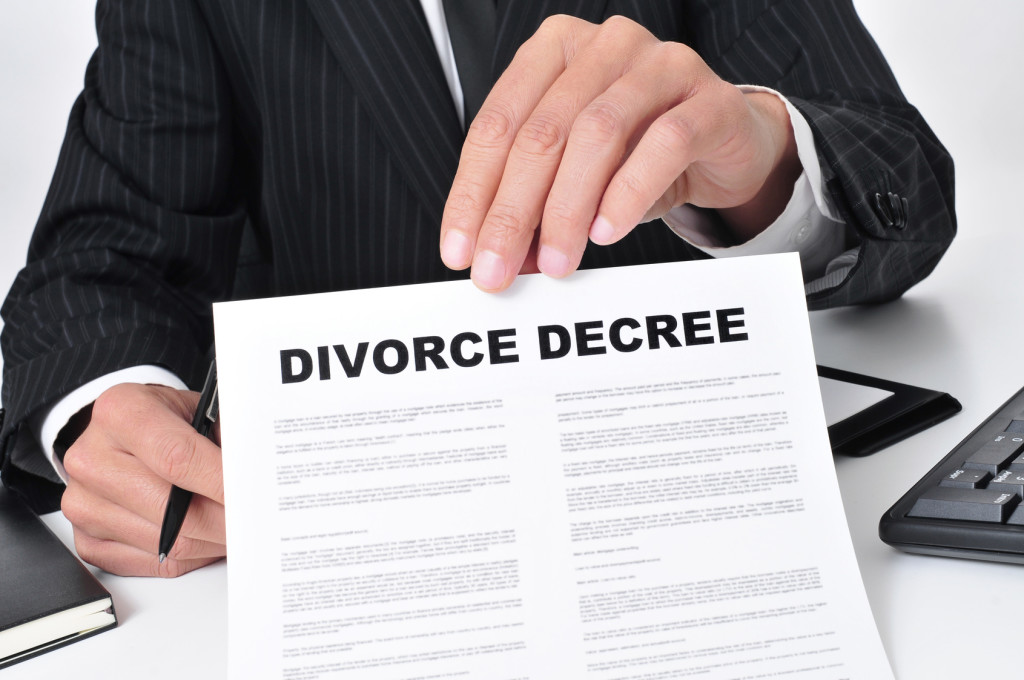 Connecticut Divorce Filing