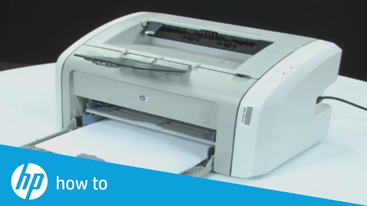 Continuous Form Laser Printer Hp