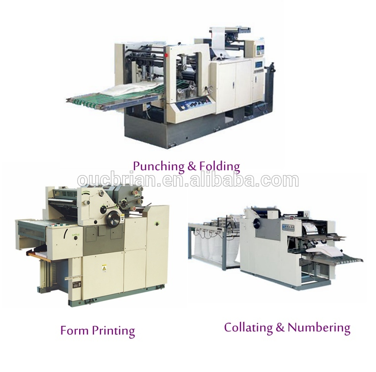 Continuous Form Printing Machine