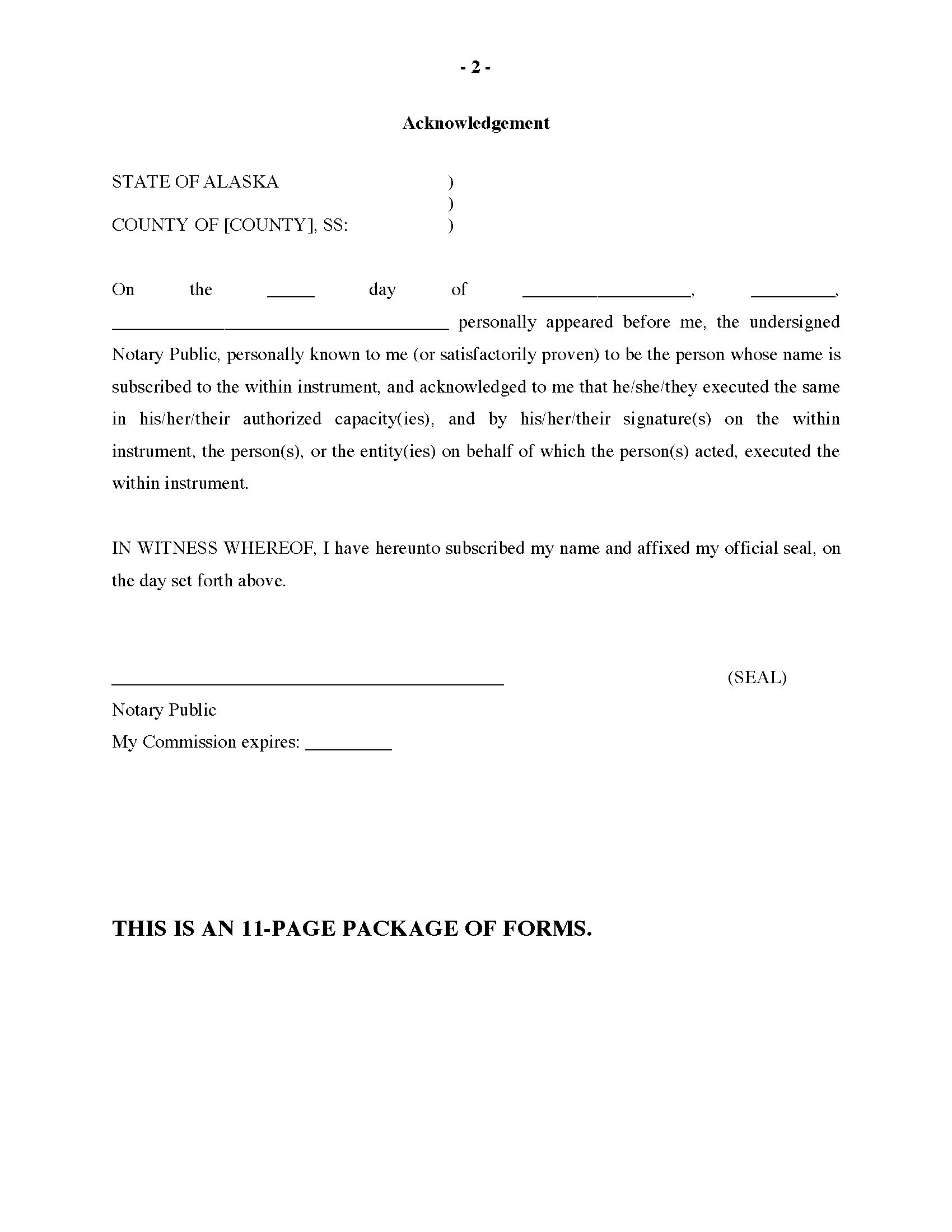 Contractor Lien Release Form Ohio