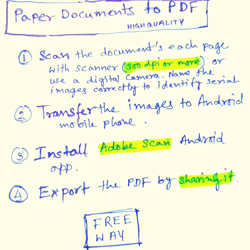 Convert Existing Forms To Fillable Pdfs Free