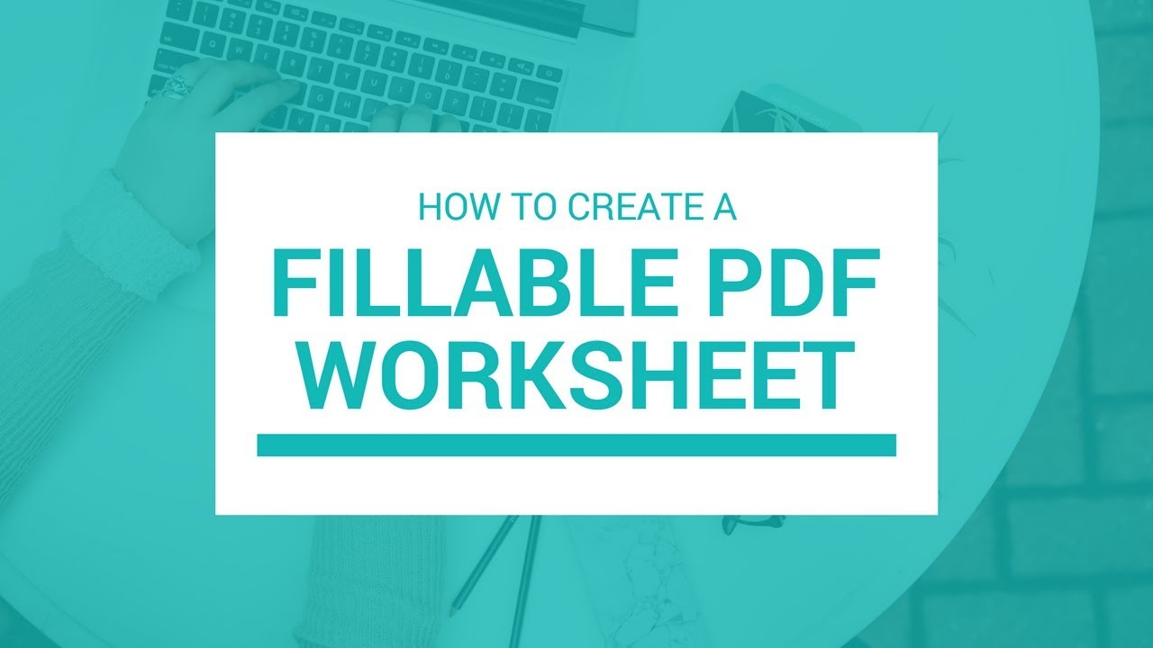 Convert Pdf To Fillable Form Free Online
