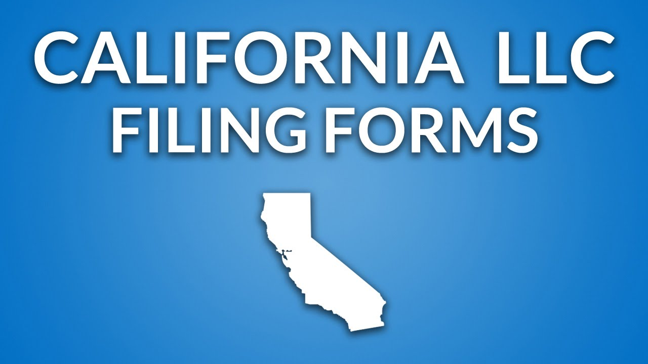 Cost Of Creating An Llc In California