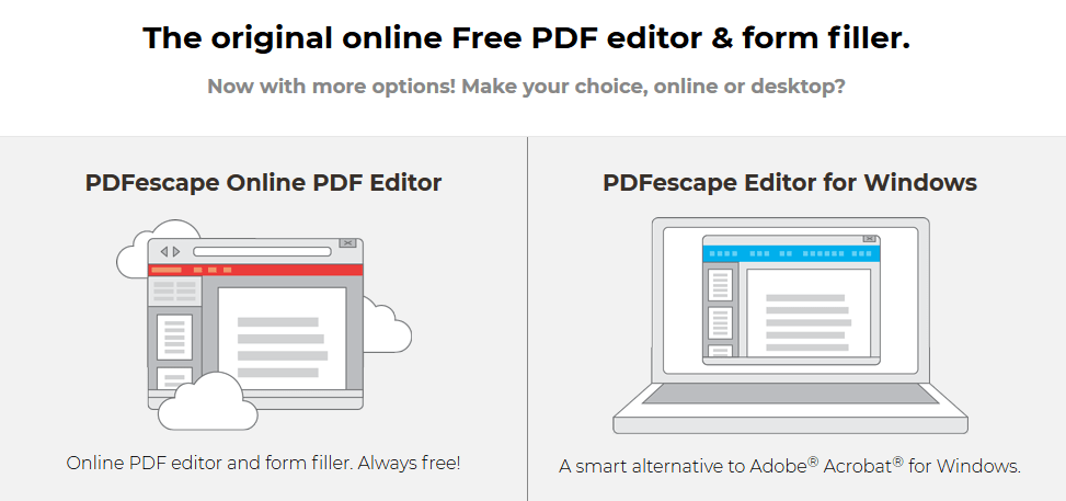 Create Editable Pdf Form Free