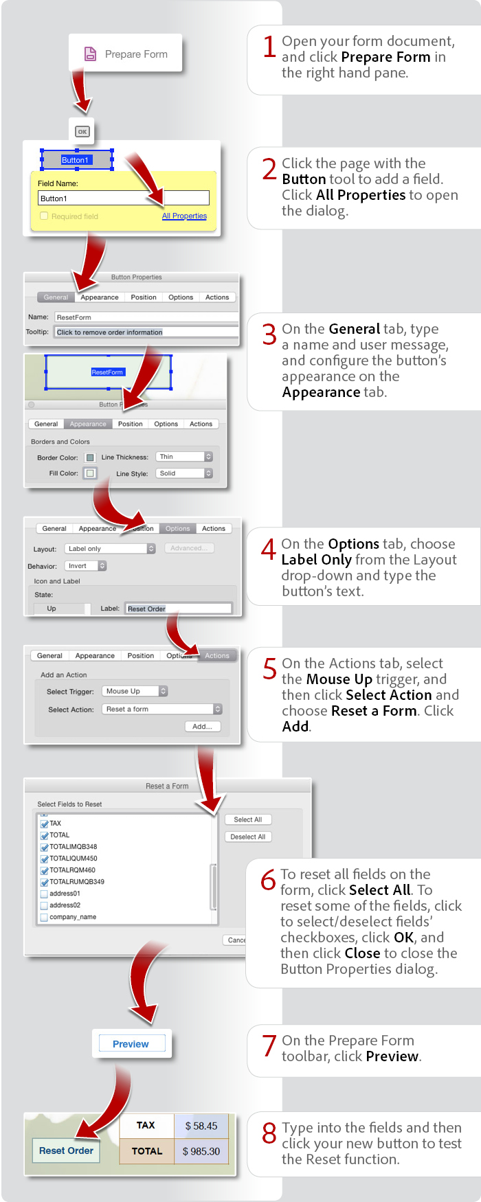 Create Fillable Forms With Adobe Acrobat Pro