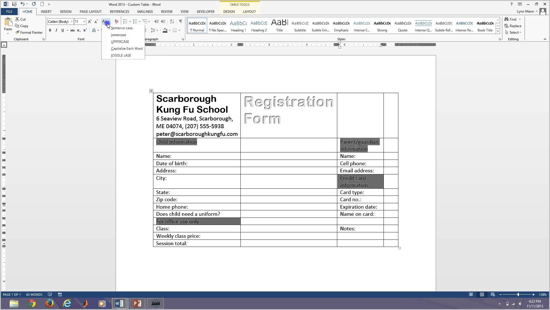 Creating Editable Pdf Forms In Word
