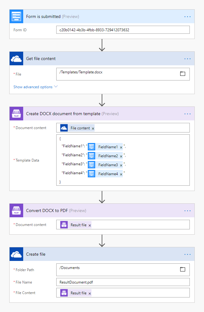 Creating Forms In Pdf From Word