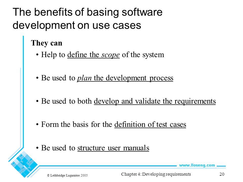 Customer Requirement Form Software Development