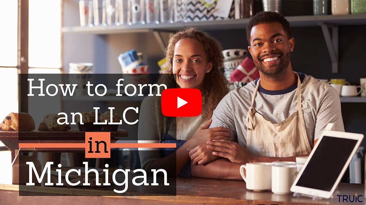 Dba Application Form Michigan