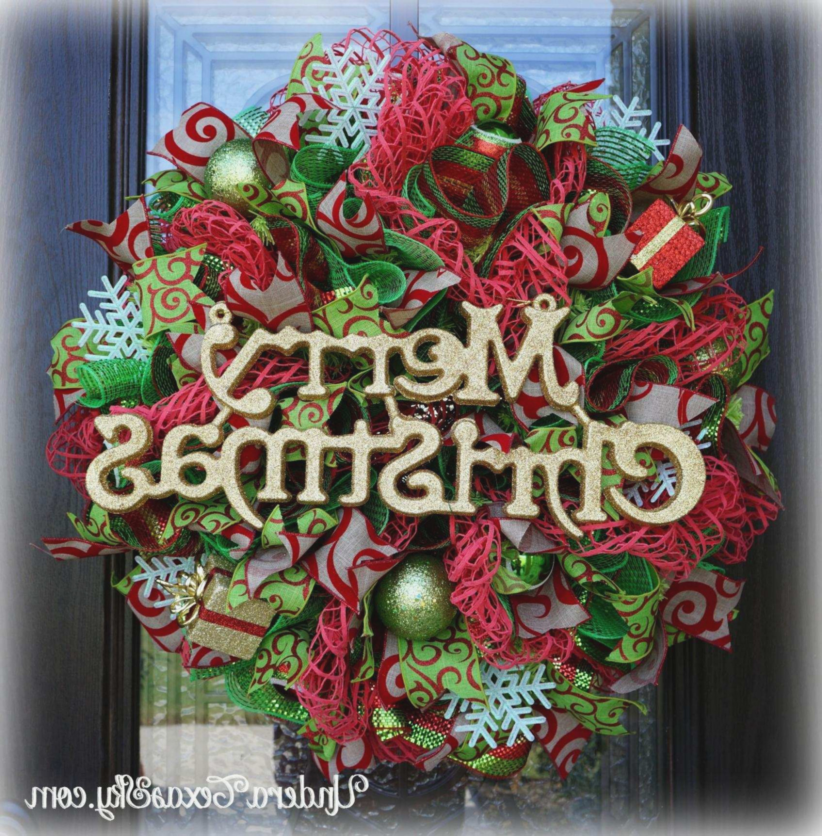 Deco Mesh Wreath Forms Wholesale