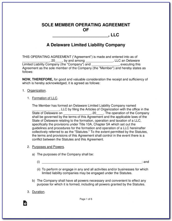 Delaware Llc Tax Forms