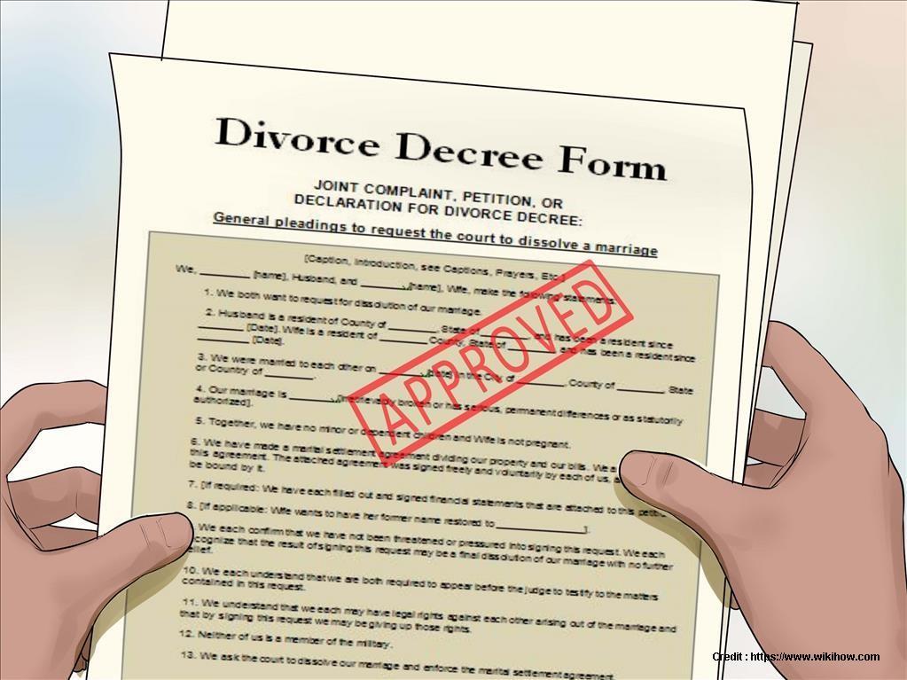 Divorce Filing In Virginia