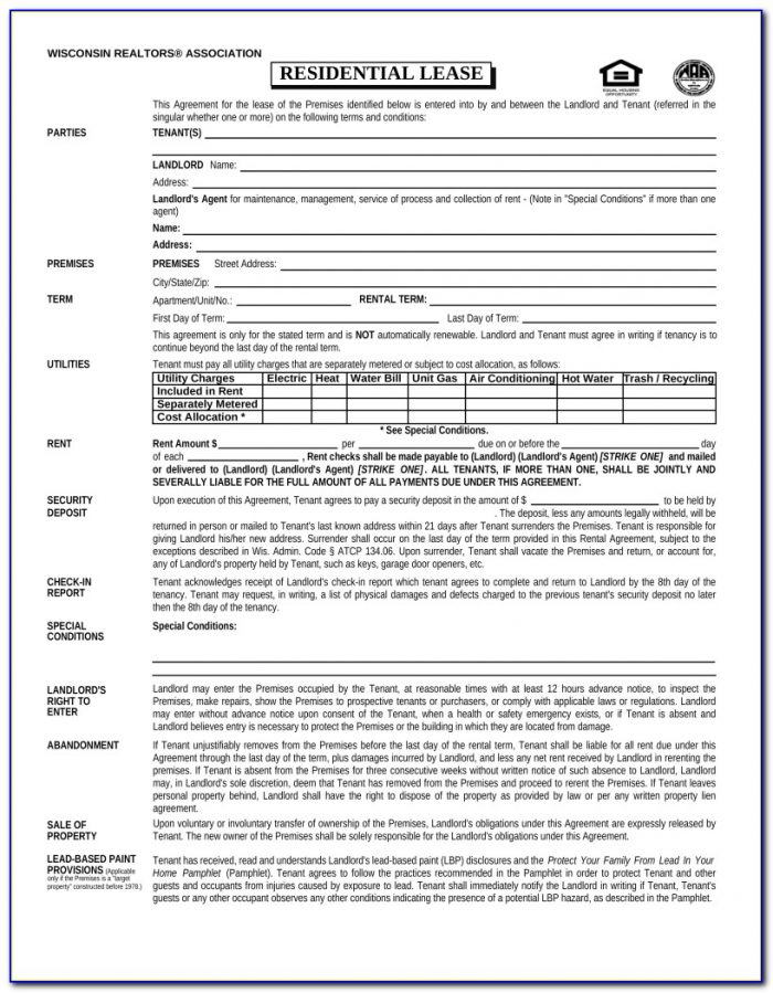 Divorce Forms Dane County Wisconsin