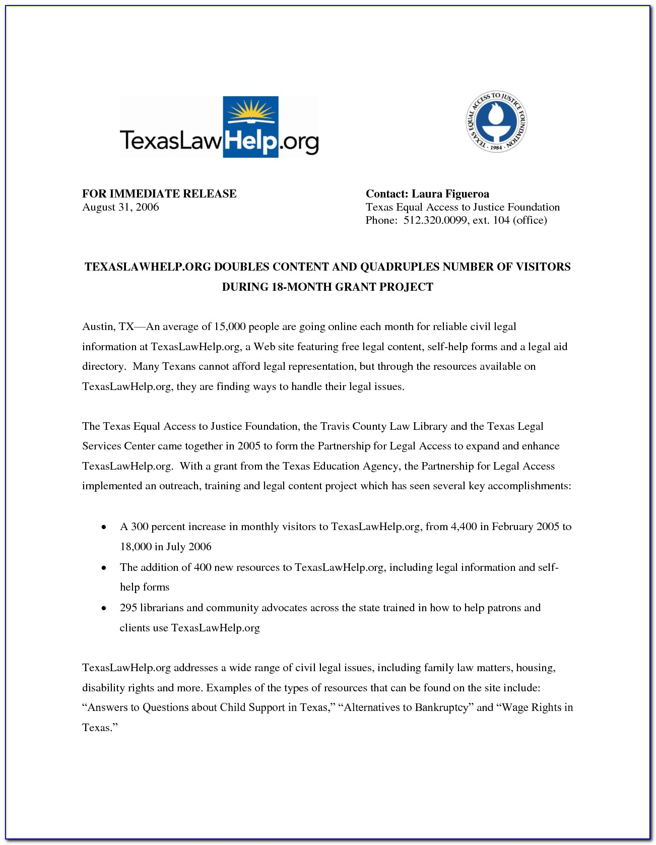 Divorce Petition In Texas
